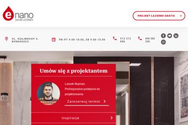 Enano - Wyposażenie łazienki Bydgoszcz