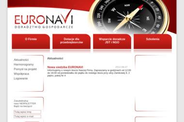 EURONAVI - Firma konsultingowa Rzeszów