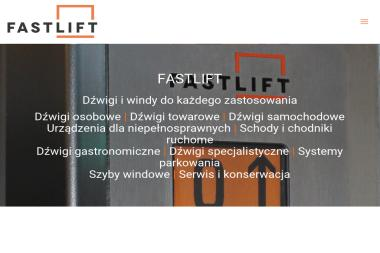 FastLift - Windy i dźwigi Gdańsk