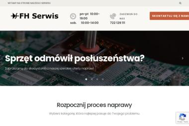 FH Serwis - Naprawa sprzętu audio Warszawa