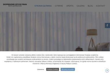 Ekspresowe Szycie Firan - Firany na Wymiar Gdańsk