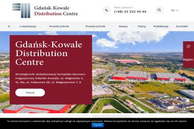 Distribution Centre - Magazyny do wynajęcia Gdańsk