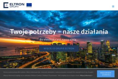 Grupa Eltron Sp. z o.o. - Projektowanie Instalacji Elektrycznych Łapy