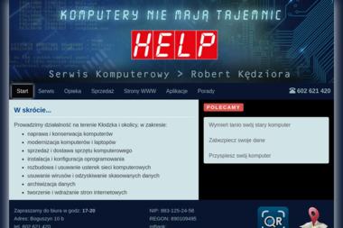 HELP Serwis Komputerowy - Szkolenia Boguszyn