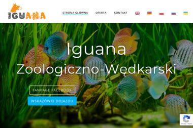 Sklep Zoologiczno-Wędkarski Iguana - Zoologiczne Iława