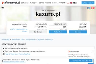 Kazuro - Sporty walki, treningi Chodzież