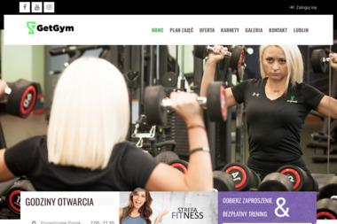 GetGym - Trener personalny Kraśnik