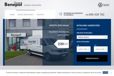 Benepol - Wypożyczalnia Samochodów Gdańsk