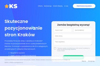 Agencja KS - Pozycjonowanie stron Kraków