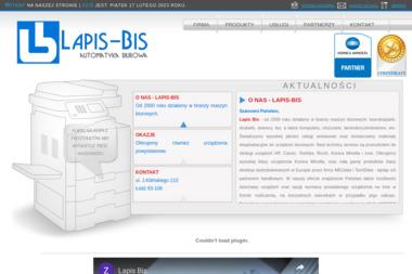 LAPIS BIS - Serwis sprzętu biurowego Łódź