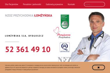 NZOZ Przychodnia Łomżyńska - Przychodnie Bydgoszcz