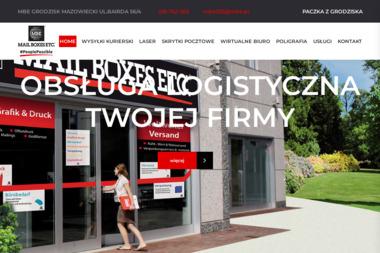 MBE - Wirtualne biuro Grodzisk Mazowiecki