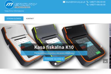 Mercury Computer Service - Naprawa komputerów Prudnik