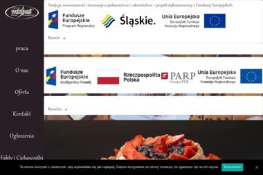 """ZAKŁAD CUKIERNICZY """"MICHAŚ"""" - Cukiernia Częstochowa"""