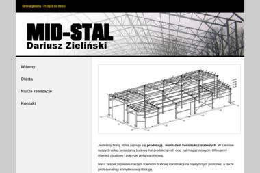 MID-STAL - Ślusarz Płock