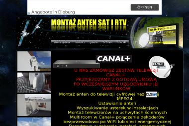 MONTAŻ ANTEN - Montaż anten Swarzędz