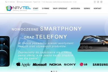 Navtel - Serwis komputerów, telefonów, internetu Radom