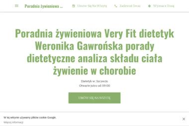 Poradnia żywieniowa Very Fit - Dietetyk Szczecin