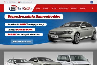 Rentcar24 - Wypożyczalnia samochodów Jelenia Góra