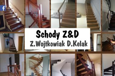 SCHODY Z&D - Schody drewniane Mosina
