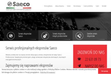 Manuel Caffe - Ekspresy do Kawy Warszawa
