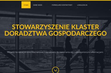 Klaster Doradztwa Gospodarczego - Firma konsultingowa Rzeszów