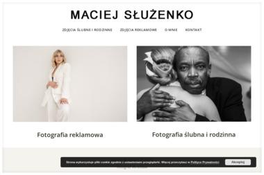 Maciej Służenko - fotograf - Sesja Zdjęciowa Głogów