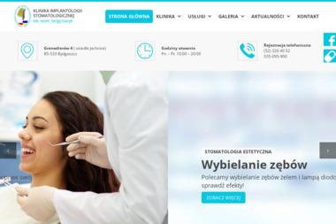 Klinika Implantologii Stomatologicznej Sergij Isaryk - Protetyk Bydgoszcz