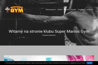 Super Marios Gym - Trener Indywidualny Piaseczno