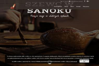 Szewc w Sanoku - Rzemiosło Sanok