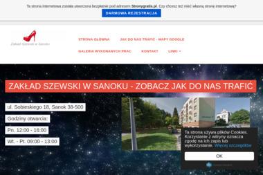Zakład Szewski Janusz Siuta - Rzemiosło Sanok