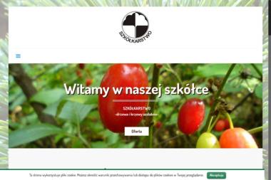 Szkółkarstwo - Sadzonki Orońsko