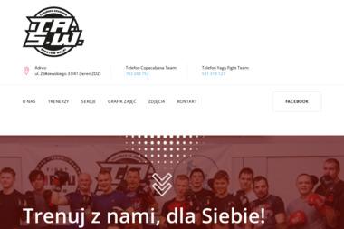 Toruńska Akademia Sportów Walki - Sporty walki, treningi Toruń