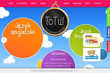ToTu - Nauczanie Języków Jelenia Góra