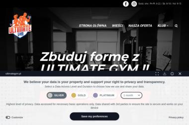 Ultimate Gym - Trener Personalny Kielce