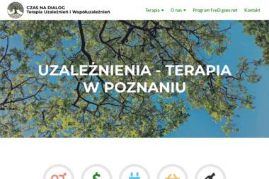 CZAS NA DIALOG Terapia Uzależnień i Współuzależnień - Ośrodek Leczenia Uzależnień Poznań