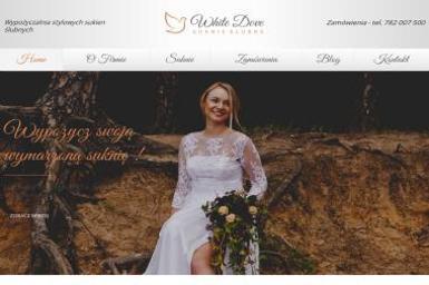 White Dove - Wypożyczalnia sukien Kamionki