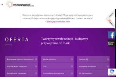 Wizerunkowo - PR w internecie Pozna艅