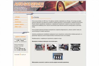 AUTO GAZ SERVICE - Montaż LPG Opole
