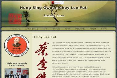 Hung Sing Gwoon Choy Lee Fut - Sporty walki, treningi Olkusz
