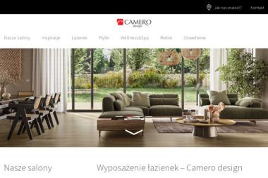 Camero Design - Wyposażenie łazienki Lublin