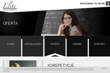 Centrum Korepetycji ELITE - Kursy Języków Obcych Włocławek
