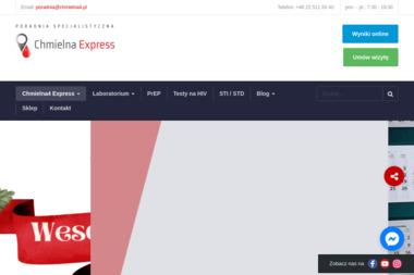 Chmielna Express - Proktolog Warszawa
