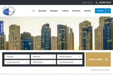 CITY INVEST Nieruchomości - Agencja nieruchomości Zielona Góra
