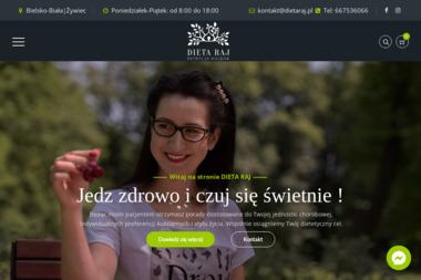 Poradnia Dietetyczna DIETARAJ - Dietetyk Bielsko-Biała