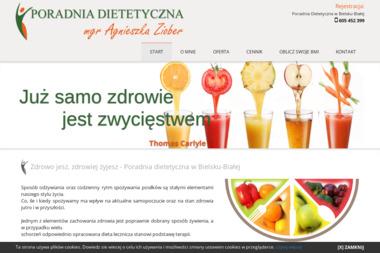 Poradnia Dietetyczna  mgr Agnieszka Ziober - Dietetyk Bielsko-Biała