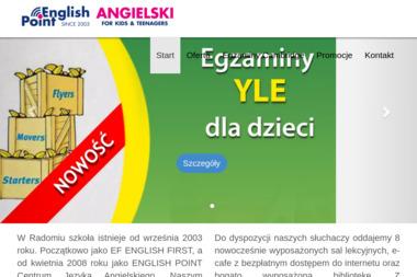 English Point - Nauka Angielskiego Radom