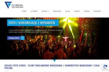 FlyPix - Sesje zdjęciowe Białystok