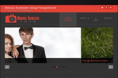 Mariusz Sylwester Usługi Fotograficzne - Sesje zdjęciowe Przemyśl