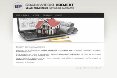 FIRMA PROJEKTOWO - WYKONAWCZA GRABOWIECKIPROJEKT - Projekty Przyłącza Wody Kraków